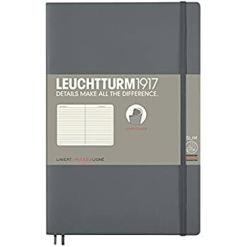 Amazon.com : Leuchtturm1917 Softcover B5 Dotted Notebook ...