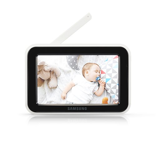 samsung wisenet babyview monitor sew 3057w w wi fi remote viewing 11street malaysia baby. Black Bedroom Furniture Sets. Home Design Ideas