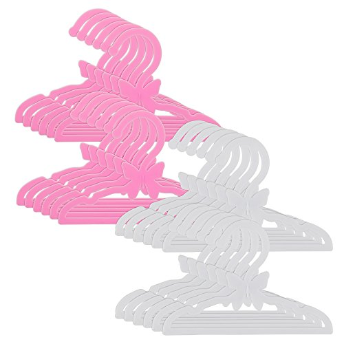 (Dress Along Dolly Doll Clothes Hangers for 18