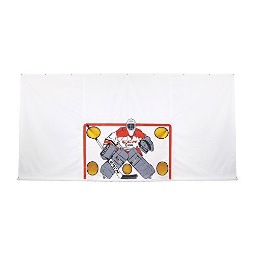 Sniper's Edge Hockey Edge Hockey Shooting Tarp, 8 x 16-Feet by Sniper's Edge Hockey
