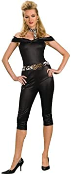 Rubies 889734S - Disfraz de rockera para mujer (talla 8-10 ...