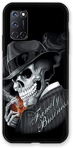 Coque téléphone tête de mort 8