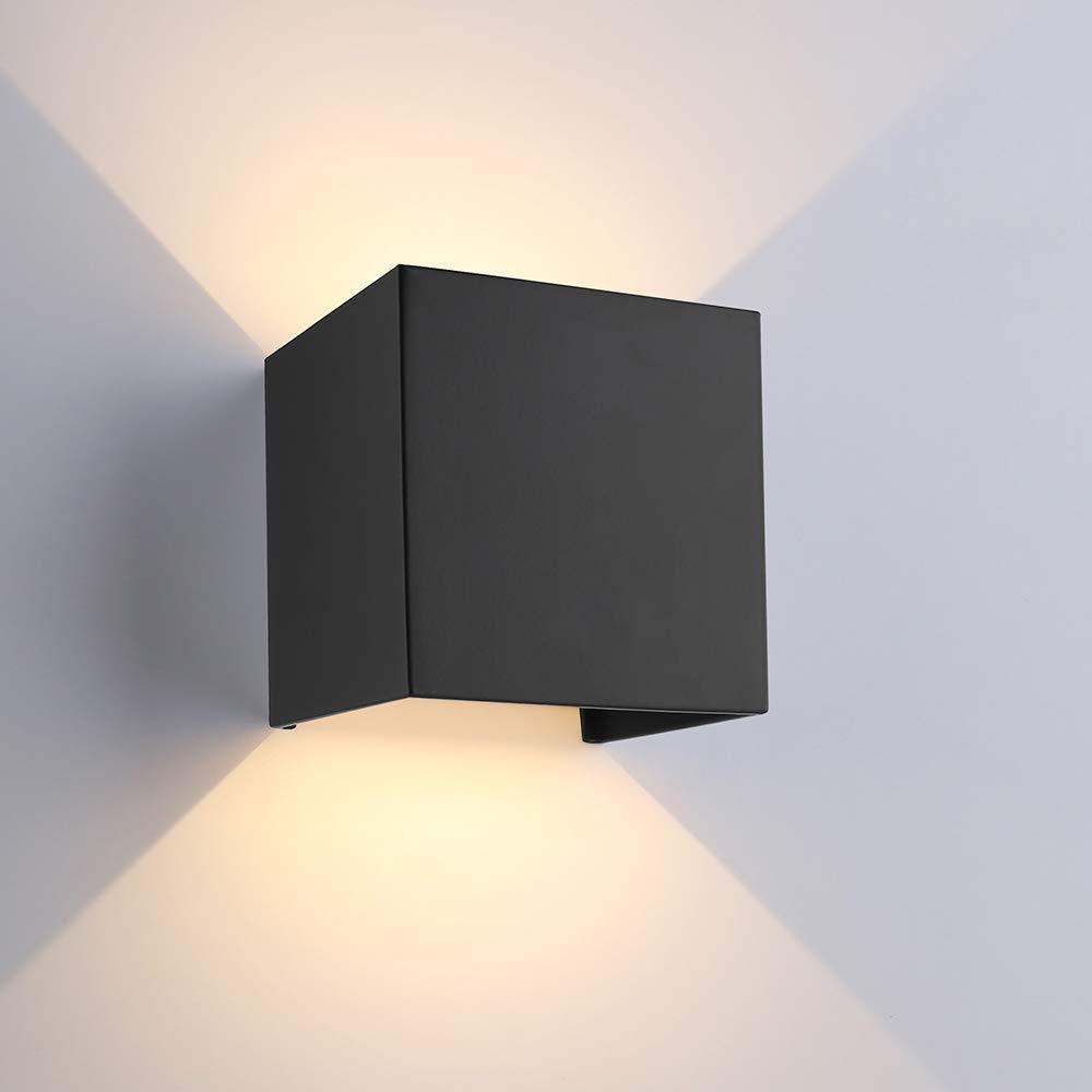 Am besten bewertete produkte in der kategorie wandleuchten - Wandbeleuchtung aussen ...