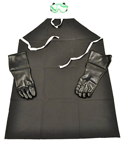Protective Rubber Apron with 14