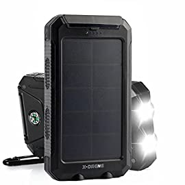 Galaxy S8 Plus Solar Chargers