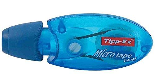 Tipp-Ex–Set di 3pattini di correzione Micro Tape Twist 5mmx 8m