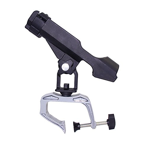 Top 10 best fishing rod holders for pontoon boats top for Fishing rod holders for pontoon boats