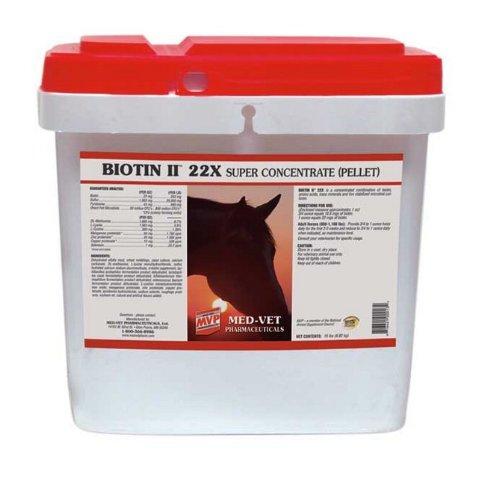 Med-Vet Biotin II 22X 15 lb by Med-Vet Pharmaceuticals