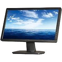 Dell E Series E2013H Black 20 1600 x 900 5ms 60Hz Monitor, 250 cd/m2, DVI-D, VGA, Tilt, VESA Compatible