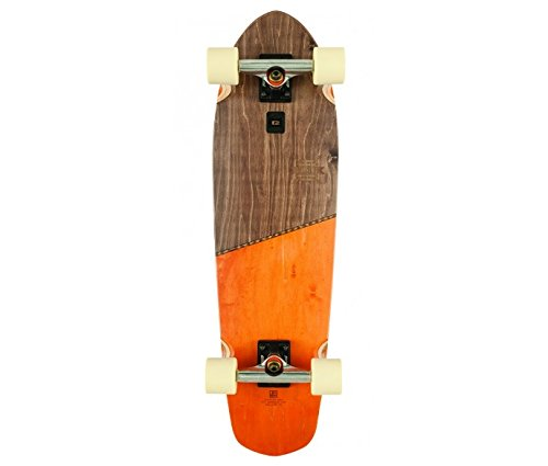 Globe Big Blazer Skateboard Marrón Naranja