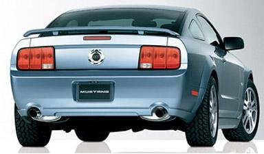 Ford Mustang Spoiler Replacement (Ford Mustang Spoiler 05-09 Factory GT Rear Wing Unpainted Primer )