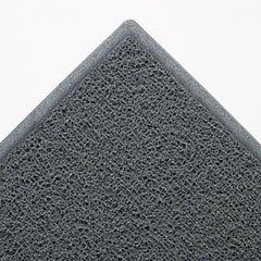 (-- Dirt Stop Scraper Mat, Polypropylene, 36 x 60, Slate )