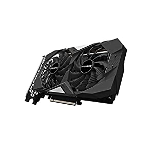 Gigabyte Radeon RX 5600 XT WINDFORCE OC 6G Graphics Card, 3X WINDFORCE Fans, 8GB 192-Bit GDDR6, GV-R56XTWF2OC-6GD Video…