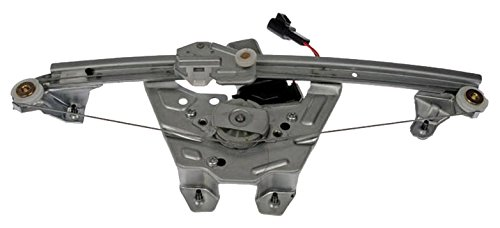 Premier Gear PG-741-109 Window Regulator (Passenger Side Rear with Power Window Motor)