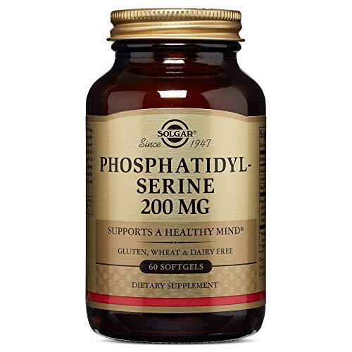 Solgar - Phosphatidylserine 200 mg, 60 Softgels