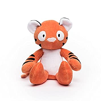 Amazon Com Bears For Humanity Organic Tiger Animal Pals Plush Toy
