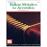 Mel Bay Balkan Melodies for Accordion