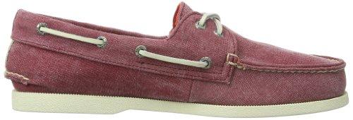 40 O Sperry azul talla Botas Rojo A Red 10313163 de para EYE Rot 2 hombre color lona O15Orxf
