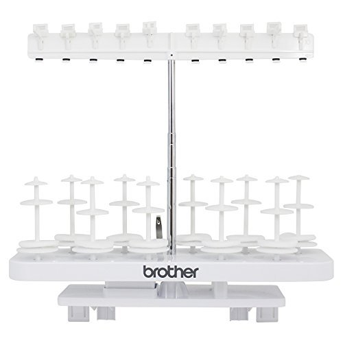 Brother SA561 10-Spool Thread Stand for VM6200D, VM5100, VQ3000, VQ2400, VE2200, Quattro 6000D, Quattro 2 6700D, Quattro 3 6750D by Brother