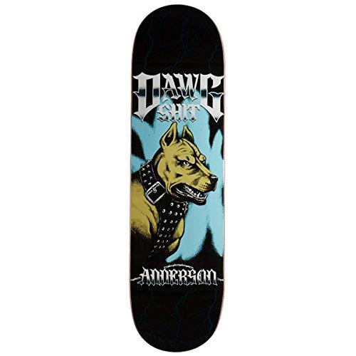 Anti-Hero BA Dawg Shit Skateboard Deck - 8.75'' by Anti-Hero Skateboards