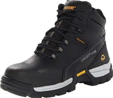 Wolverine Men's W10304 Tarmac Boot, Black, 7 M US