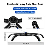 Mastery Mart Office Chair Base Replacement for Desk