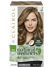 Clairol Natural Instincts Semi-Permanant Hair Colour, 7 Dark Blonde, 1 count