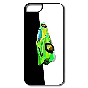 Facets Car Hard Vintage Cover For IPhone 5/5s