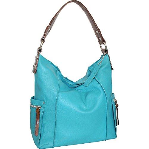 - Nino Bossi Sweet Caroline Shoulder Bag (Turquoise)