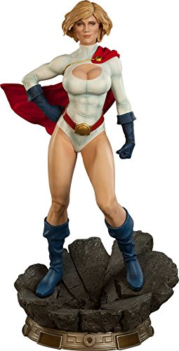 Sideshow DC Comics Power Girl Premium Format Figure Statue (Power Statue Girl)