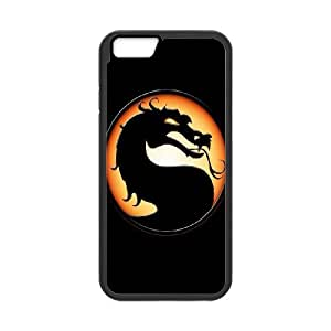 Mortal Kombat iPhone 6 4.7 Inch Cell Phone Case Black phone component AU_555988