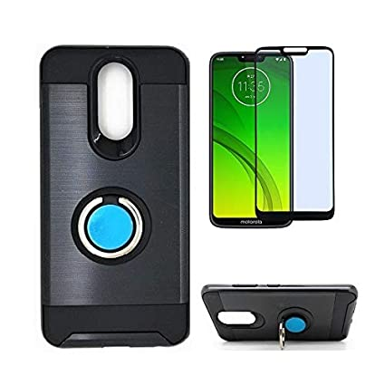 Amazon.com: Funda compatible con Moto G7 Optimo Maxx, funda ...