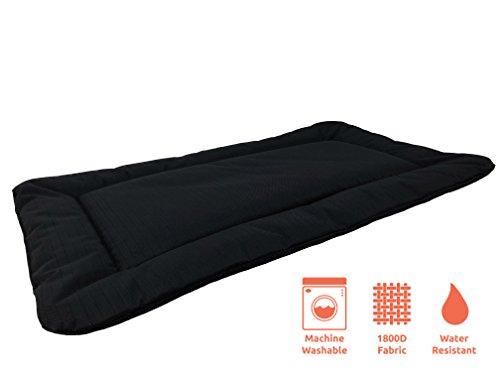 "Niiyoh Mighty Dog Bed with 1800D Ripstop Fabric - Medium (41""x28""x1.5"")"