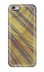 Tpu Case Cover For Iphone 6 Plus Strong Protect Case - Nice Stripes Design
