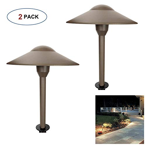 Low Voltage Outdoor Lighting Bronze in US - 6