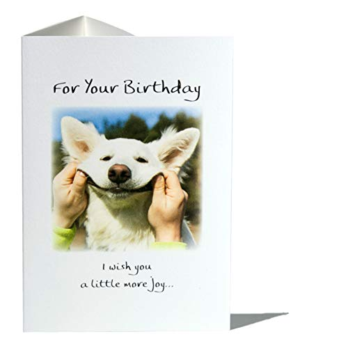 Blue Mountain Arts Birthday Greeting Card (For Your Birthday)