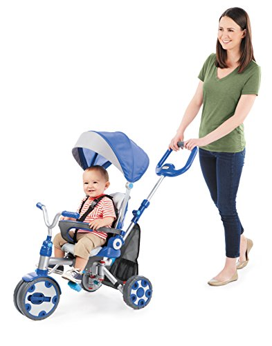 Little Tikes Fold 'N Go 5-in-1 Trike – Blue