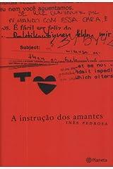 A Instrução Dos Amantes (Em Portuguese do Brasil) Paperback