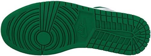 (ナイキ) エア ジョーダン 1 LOW 553558-301SP20HP (グリーン×ホワイト/26.0/Men's)