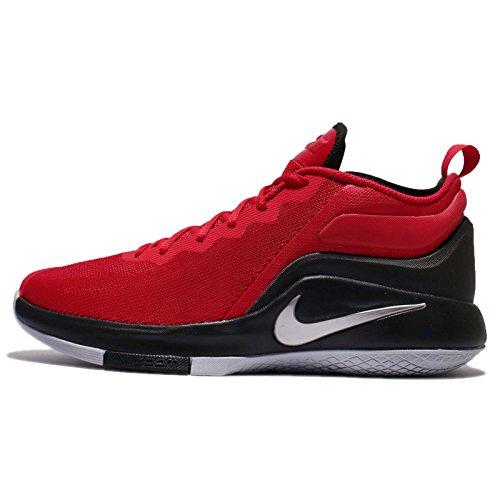 中級韓国語遺産(ナイキ) レブロン ウィットネス II EP メンズ バスケットボール シューズ Nike Lebron Witness II EP AA3820-600 [並行輸入品]