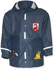 Playshoes Regen-Mantel Feuerwehr jongens Regenjas.