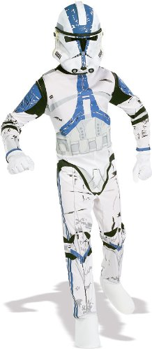 Clone Trooper Adult Costume - X-Large - Adult Clone Trooper Costumes