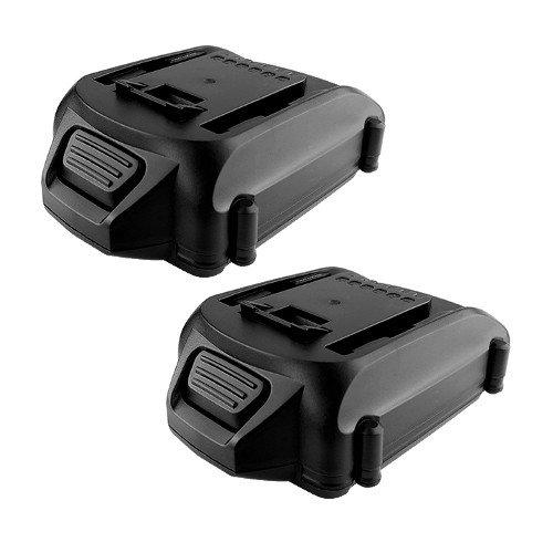 (Banshee Replacement 2x - 18V Lithium-Ion Battery(s) Replace WORX/Rockwell 18 Volt Power Tool Battery)