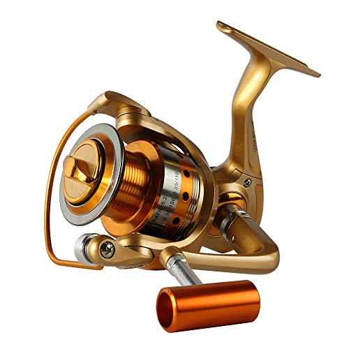 RTG8TG German Technology 12BB 500-7000 Fishing Reel for sale  Delivered anywhere in USA
