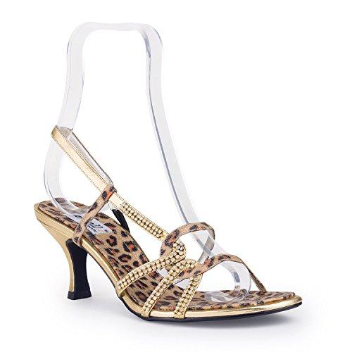 FARFALLA - Zapatos de tacón  mujer Dorado - dorado