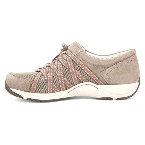Dansko Women's Honor Walnut Suede Comfort Shoes 6.5-7 M US (Dansko Shoes Professional)