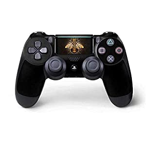 Skinit Decal Gaming Skin for PS4 Pro/Slim Controller – Officially Licensed Tate and Co. Steampunk Bee Design