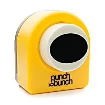Punch Bunch Large Punch, Oval, 29mm