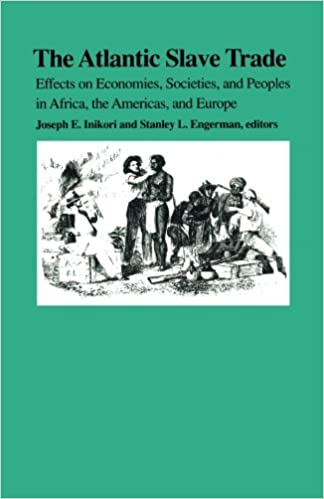 essays on the atlantic slave trade