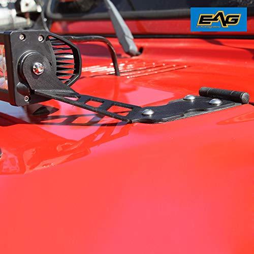 20 inch hood mount jeep - 6